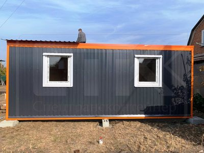 Модульная дача 28,8 кв.м