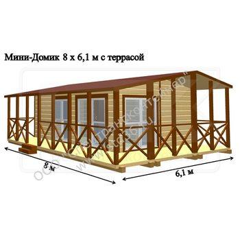 Модульный дом МД-14